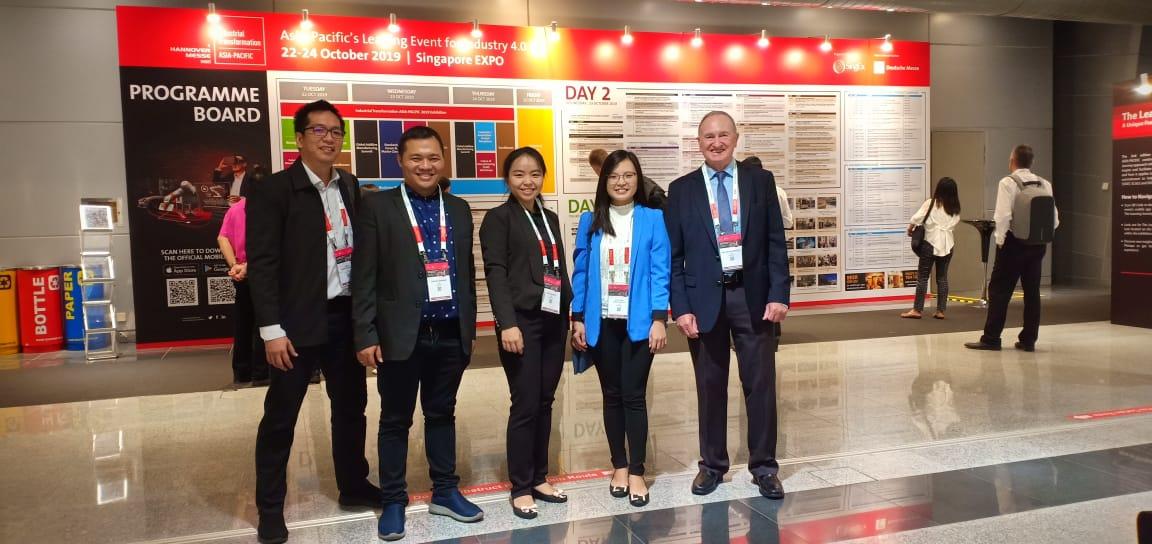 ITAP, Singapore Expo - 22 Oct 2019
