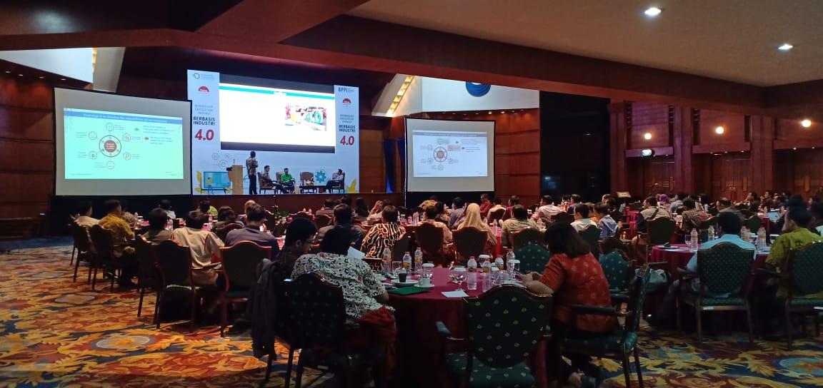 Bidakara Hotel - Jakarta, 2 Dec 2019